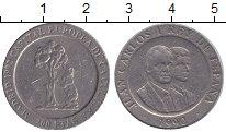 Изображение Монеты Испания 200 песет 1991 Медно-никель XF Мадрид - культурная