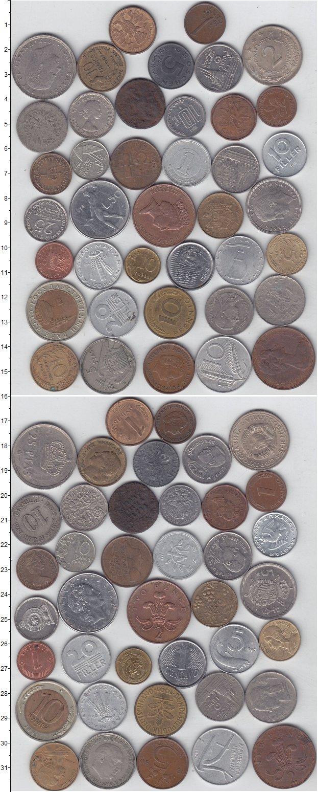 Монеты стран мира Лот №01219 0