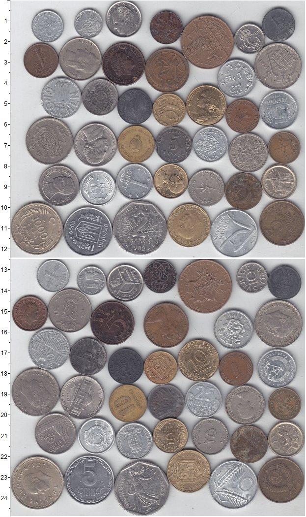Монеты стран мира Лот №01225 0