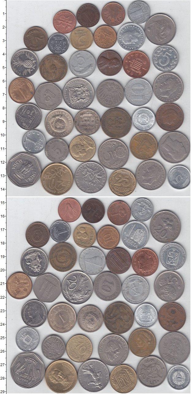 Монеты стран мира Лот №01235 0