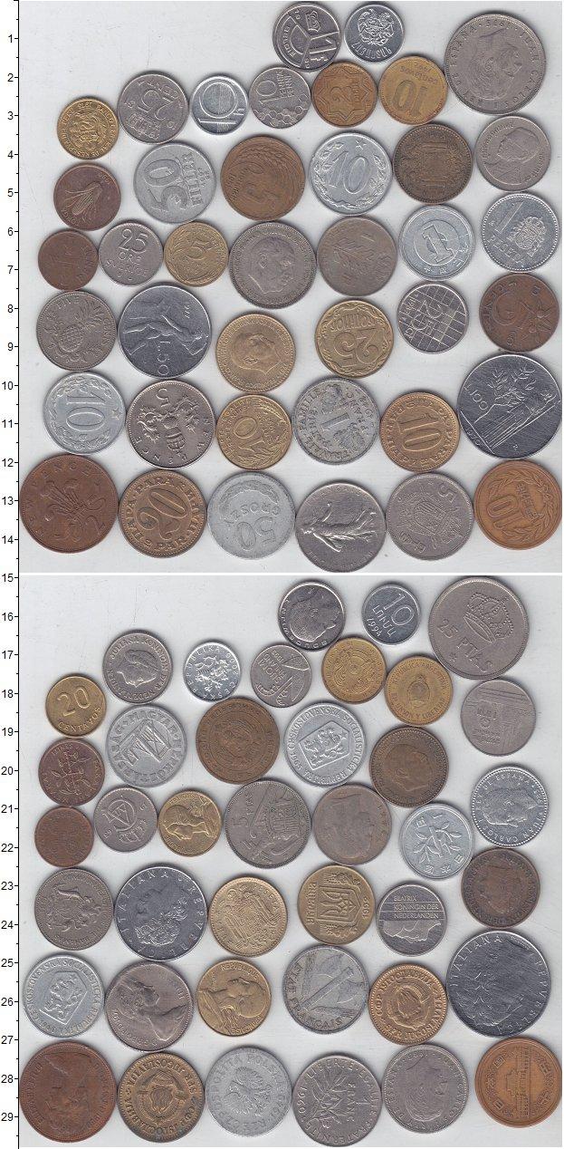 Монеты стран мира Лот №01236 0