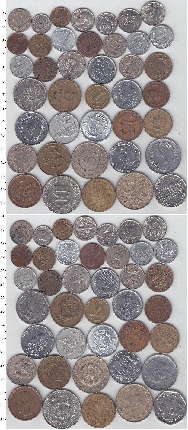 Монеты стран мира Лот №01245 0