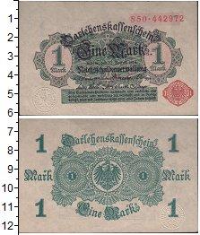 Изображение Банкноты Германия 1 марка 1914