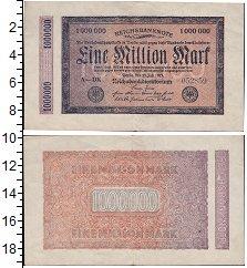 Изображение Боны Веймарская республика 1 000 000  марок 1923  XF
