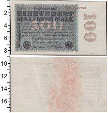 Изображение Боны Веймарская республика 100 000 000 марок 1923  XF