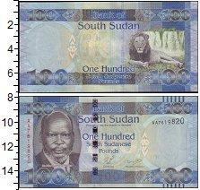 Изображение Боны Судан 100 фунтов 0  UNC-