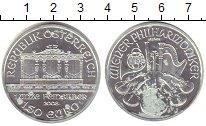 Изображение Монеты Австрия 1 1/2 евро 2008 Серебро UNC- Венская филармония