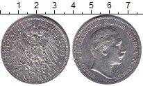 Изображение Монеты Пруссия 5 марок 1908 Серебро XF