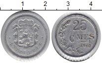 Изображение Монеты Люксембург 25 сантим 1960 Алюминий
