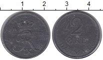 Изображение Монеты Дания 2 эре 1961 Цинк XF