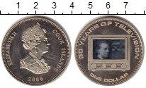 Изображение Монеты Острова Кука 1 доллар 2006 Медно-никель UNC-