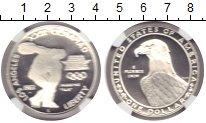 Изображение Монеты США 1 доллар 1988 Серебро UNC