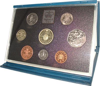 Изображение Подарочные наборы Великобритания Набор 1994 года 1994  Proof В набор входят монет