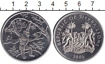 Изображение Монеты Сьерра-Леоне 1 доллар 2006 Медно-никель UNC