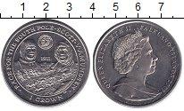 Изображение Монеты Фолклендские острова 1 крона 2007 Медно-никель UNC