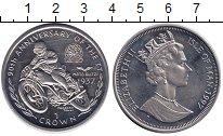 Изображение Монеты Остров Мэн 1 крона 1997 Медно-никель UNC