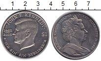 Изображение Монеты Виргинские острова 1 доллар 2003 Медно-никель UNC