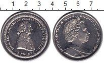 Изображение Монеты Сендвичевы острова 2 фунта 2000 Медно-никель UNC