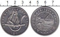 Изображение Монеты Эритрея 1 доллар 1994 Медно-никель UNC Сохраним планету Зем