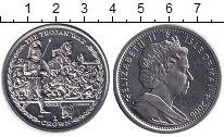 Изображение Монеты Остров Мэн 1 крона 2006 Медно-никель UNC