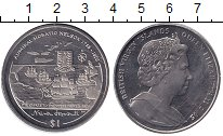 Изображение Монеты Виргинские острова 1 доллар 2005 Медно-никель UNC