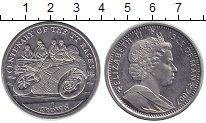 Изображение Монеты Остров Мэн 1 крона 2007 Медно-никель UNC