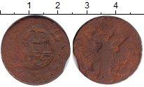 Изображение Монеты 1741 – 1761 Елизавета Петровна 1 деньга 1747 Медь