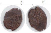Изображение Монеты 1645-1676 Алексей Михайлович 1 копейка 1655 Медь  Псков П. Медный бунт