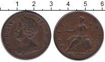 Изображение Монеты Великобритания 1/2 пенни 1753 Медь