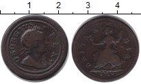 Изображение Монеты Великобритания 1 фартинг 1719 Медь