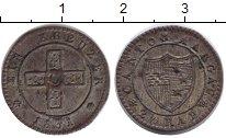 Изображение Монеты Швейцария 2 1/2 рапа 1831