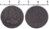 Изображение Монеты Франция 2 лиарда 1614 Медь VF