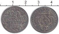 Изображение Монеты Саксен-Альтенбург 1/24 талера 1755 Серебро XF-