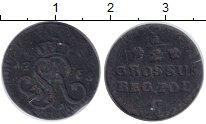 Изображение Монеты Польша 1/2 гроша 1768 Медь VF