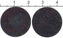 Изображение Монеты Нидерландская Индия 1 кепинг 1804 Медь VF