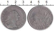 Изображение Монеты Пруссия 1/2 талера 1765 Серебро VF Фридрих II