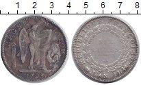 Изображение Монеты Франция 6 ливров 1793 Серебро VF