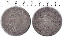 Изображение Монеты Пруссия 1 талер 1786 Серебро VF