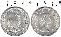Изображение Монеты ЮАР 5 центов 1956 Медно-никель XF