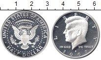 Изображение Монеты США 1/2 доллара 2008 Серебро Proof-