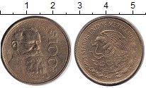 Изображение Монеты Мексика 100 песо 1984 Медно-никель XF В. Карранза.