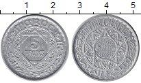 Изображение Монеты Марокко 5 франков 1951 Медь XF