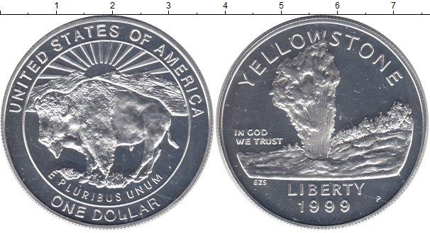 Монета 1 доллар сша 1990 года серебро описание соль вода монеты