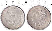 Изображение Монеты США 1 доллар 1921 Серебро XF