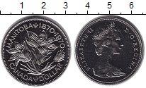 Изображение Монеты Канада 1 доллар 1970 Медно-никель XF Елизавета II. 100 -