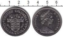 Изображение Монеты Канада 1 доллар 1971 Медно-никель XF