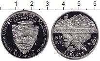 Изображение Монеты США 1/2 доллара 2016 Медно-никель Proof