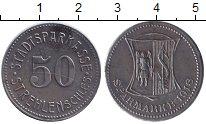 Изображение Монеты Польша 50 пфеннигов 1918 Железо XF
