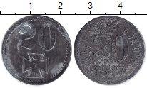 Изображение Монеты Польша 20 пфеннигов 1917 Железо XF-