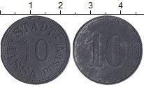 Изображение Монеты Польша 50 пфеннигов 1918 Алюминий XF